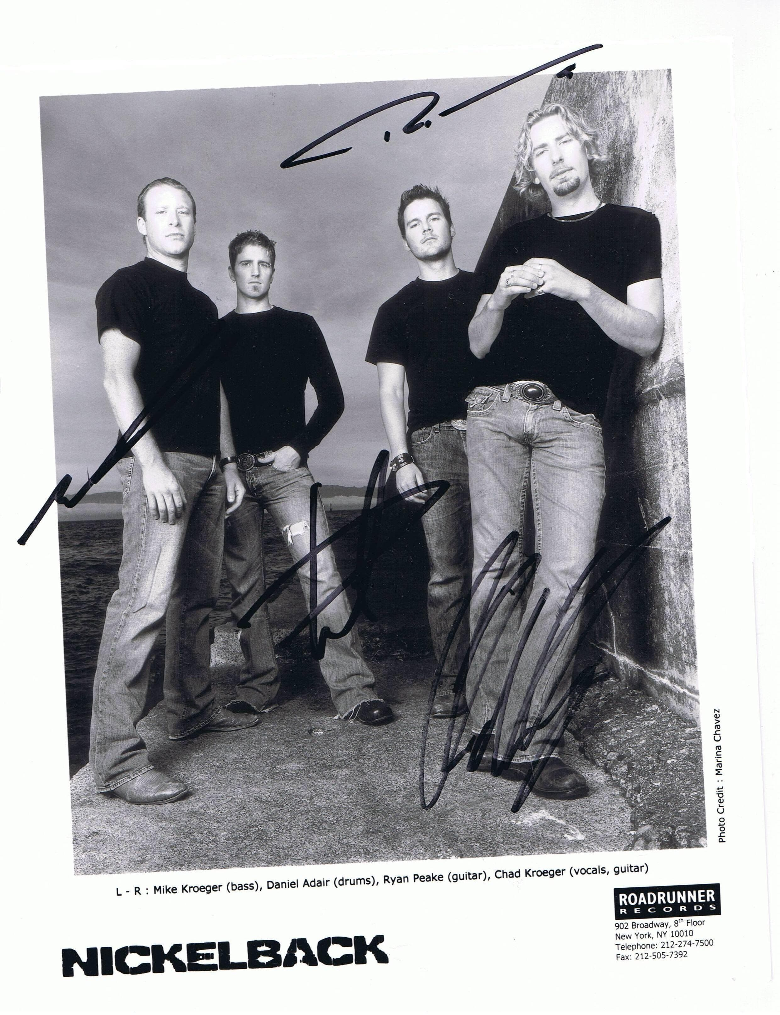 Nickelback For mobile