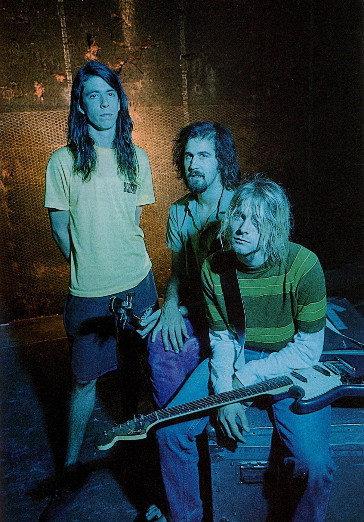 Nirvana Full Hd Wallpapers For Mobile
