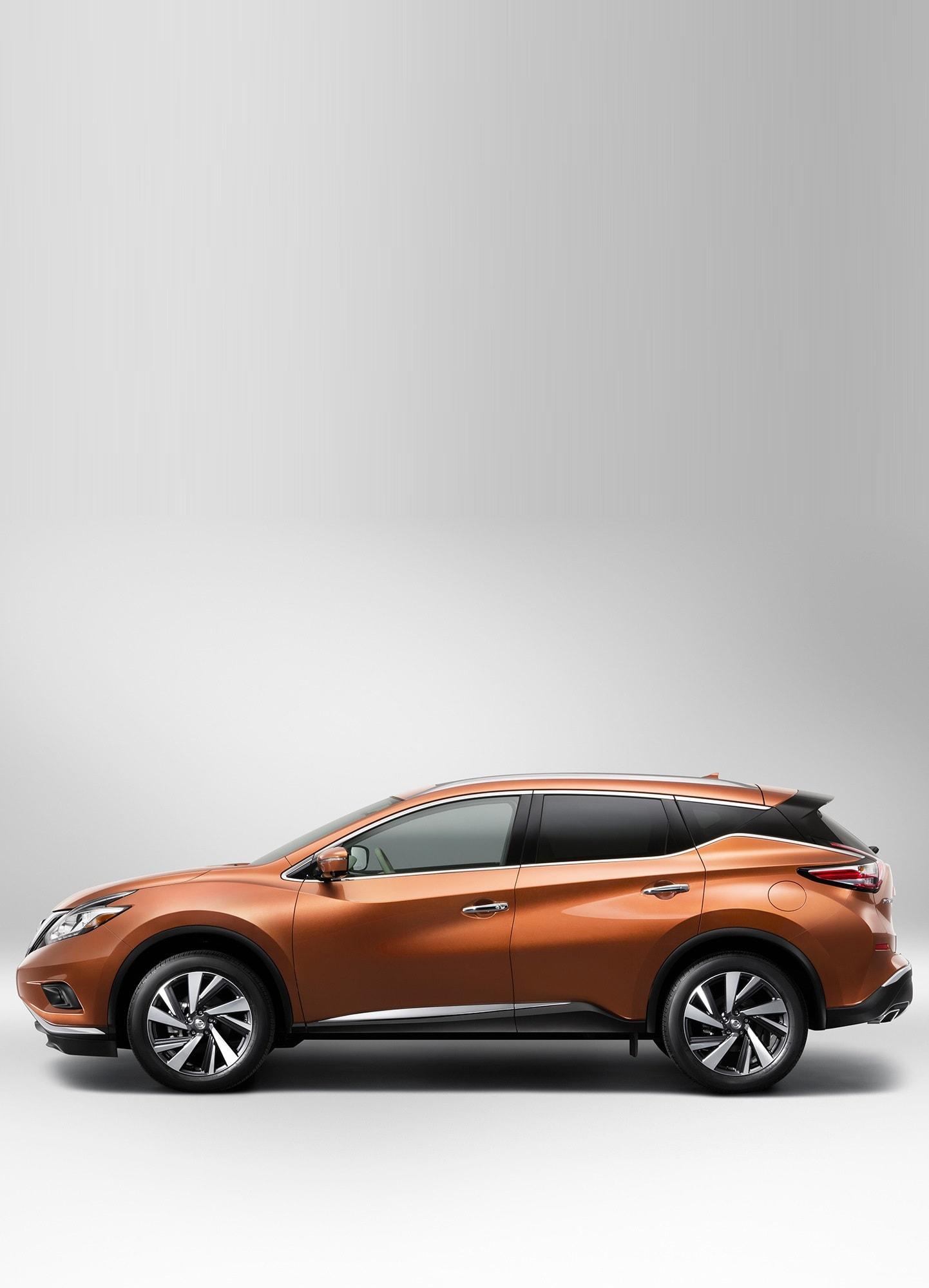Nissan Murano 3 For mobile
