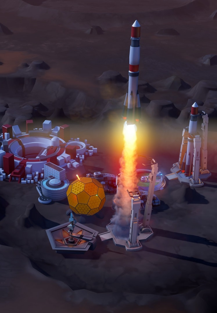 Offworld Trading Company For mobile