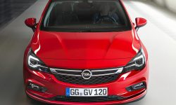 Opel Astra K For mobile