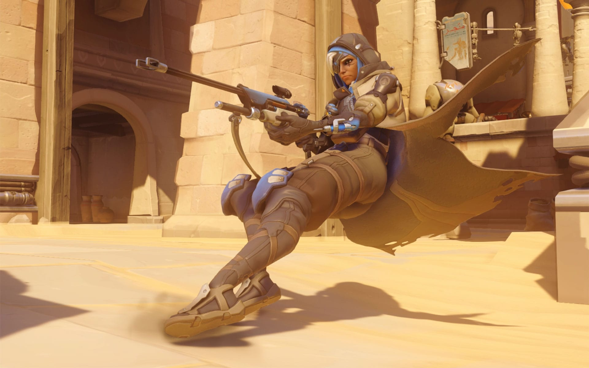 Overwatch : Ana For mobile