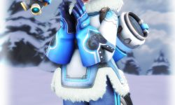Overwatch : Mei For mobile
