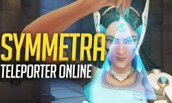 Overwatch : Symmetra Widescreen for desktop