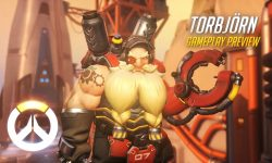 Overwatch : Torbjörn Widescreen for desktop
