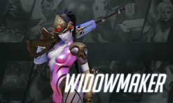 Overwatch : Widowmaker Full hd wallpapers