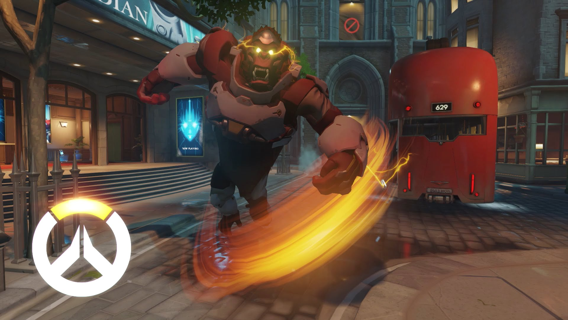 Overwatch : Winston For mobile