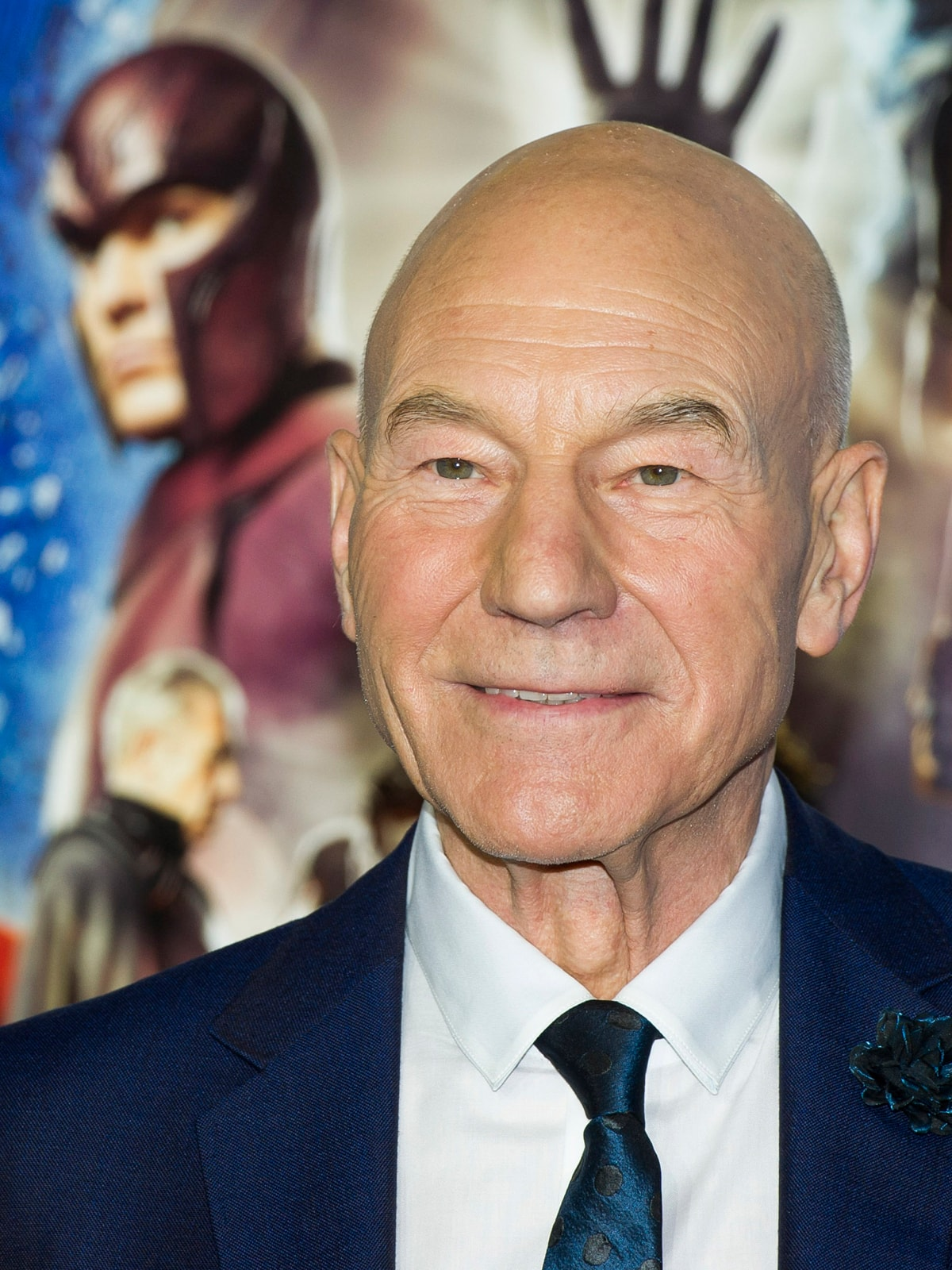 Patrick Stewart For mobile
