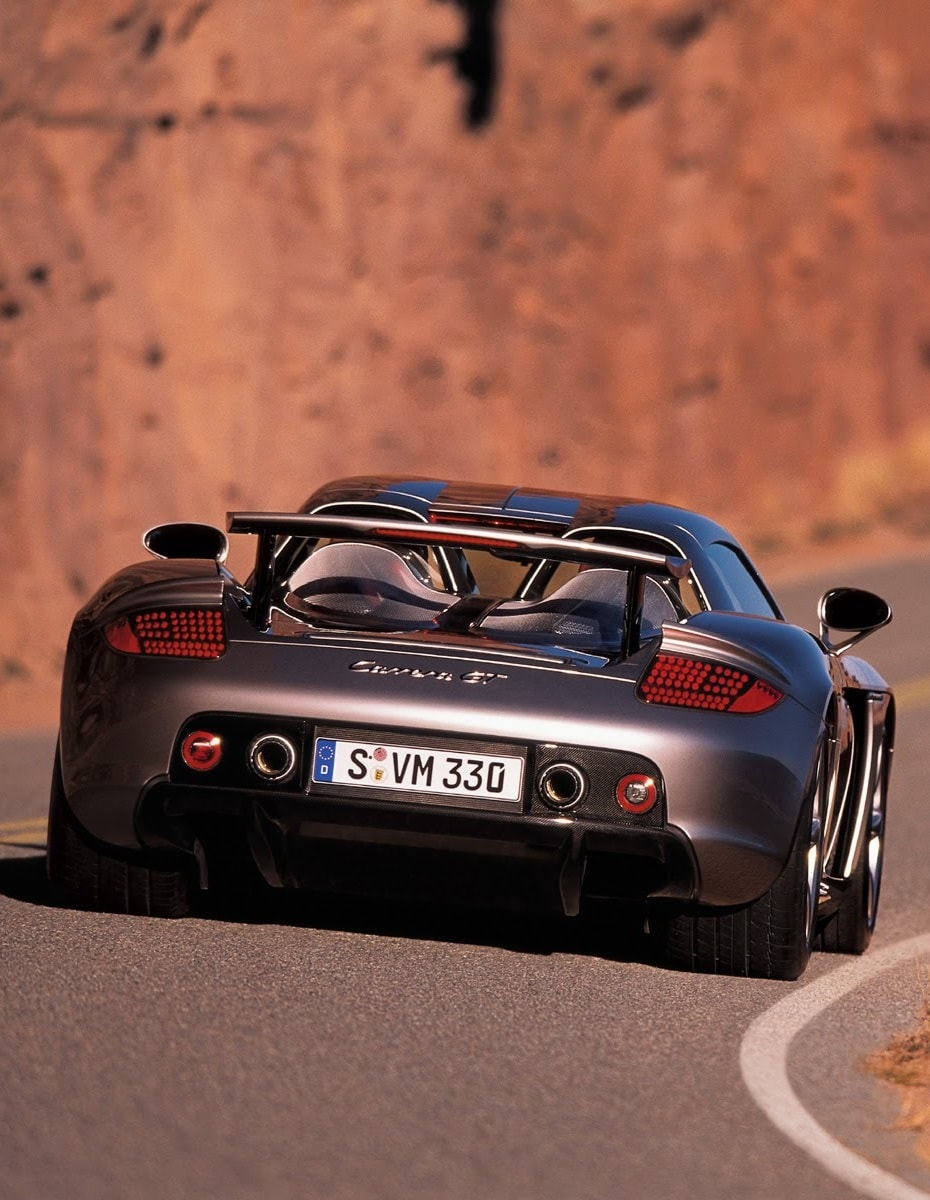 Porsche Carrera GT For mobile