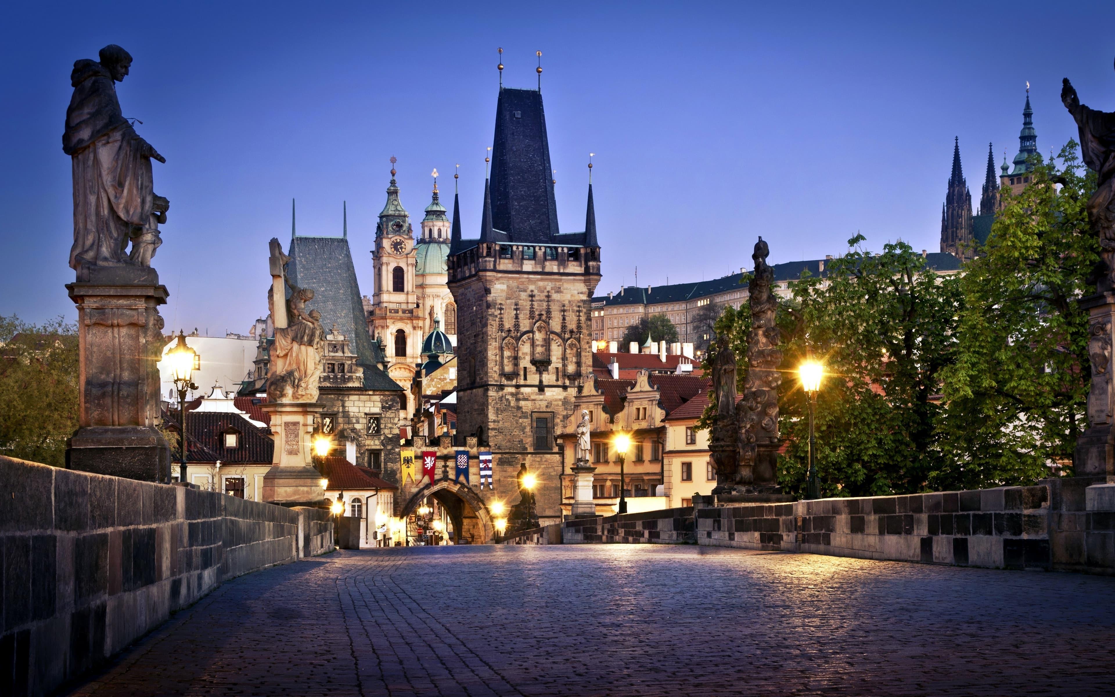 Prague for mobile