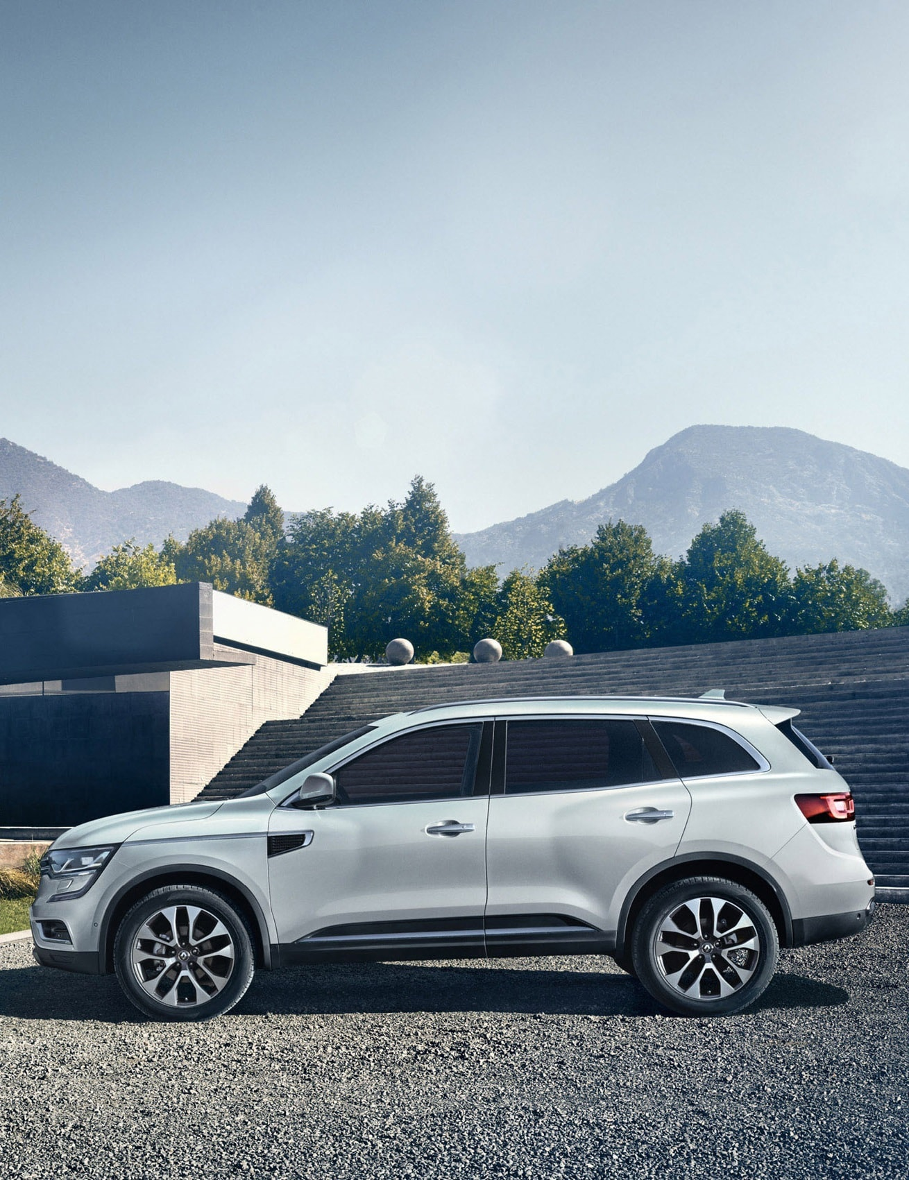 Renault Koleos 2 For mobile