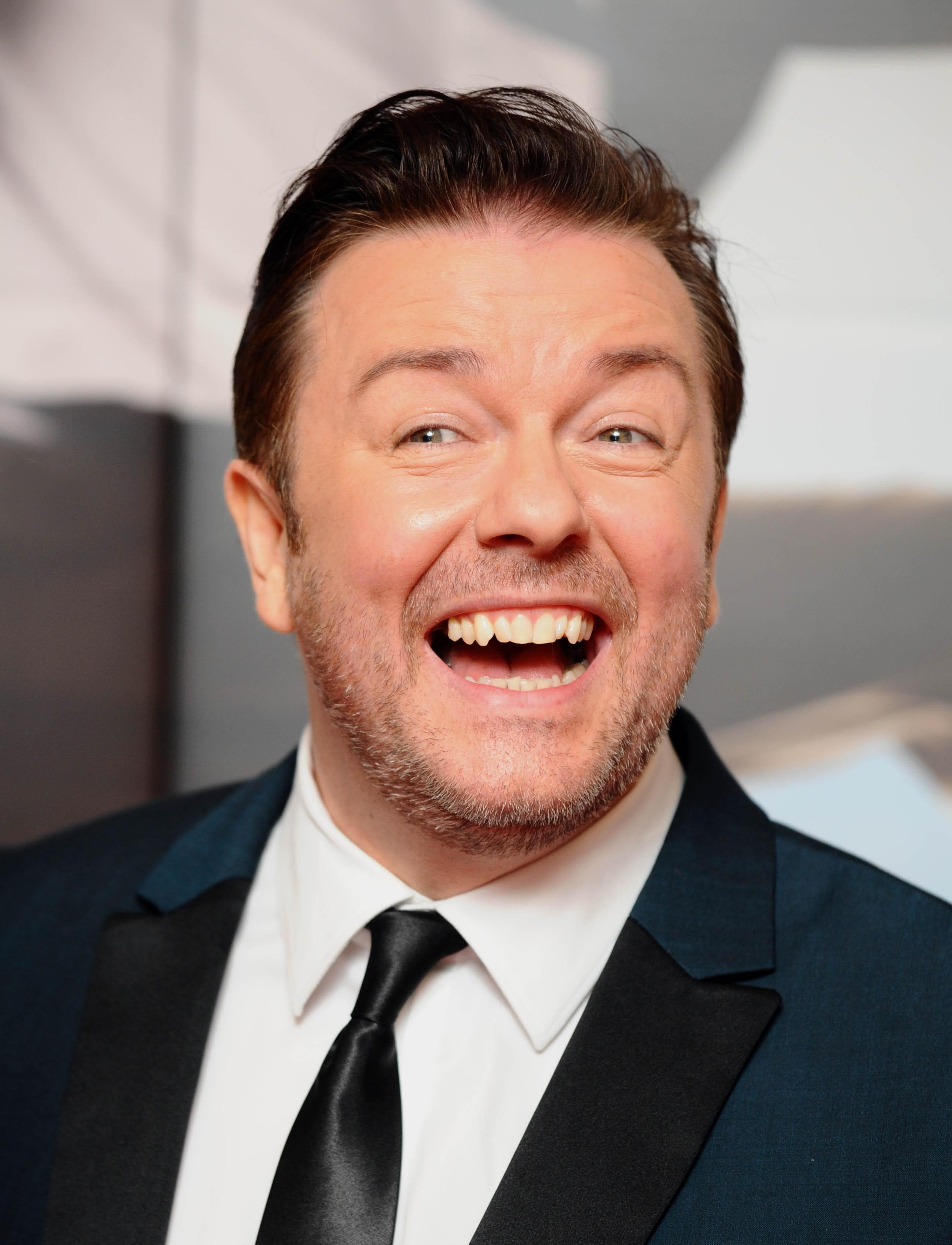 Ricky Gervais For mobile
