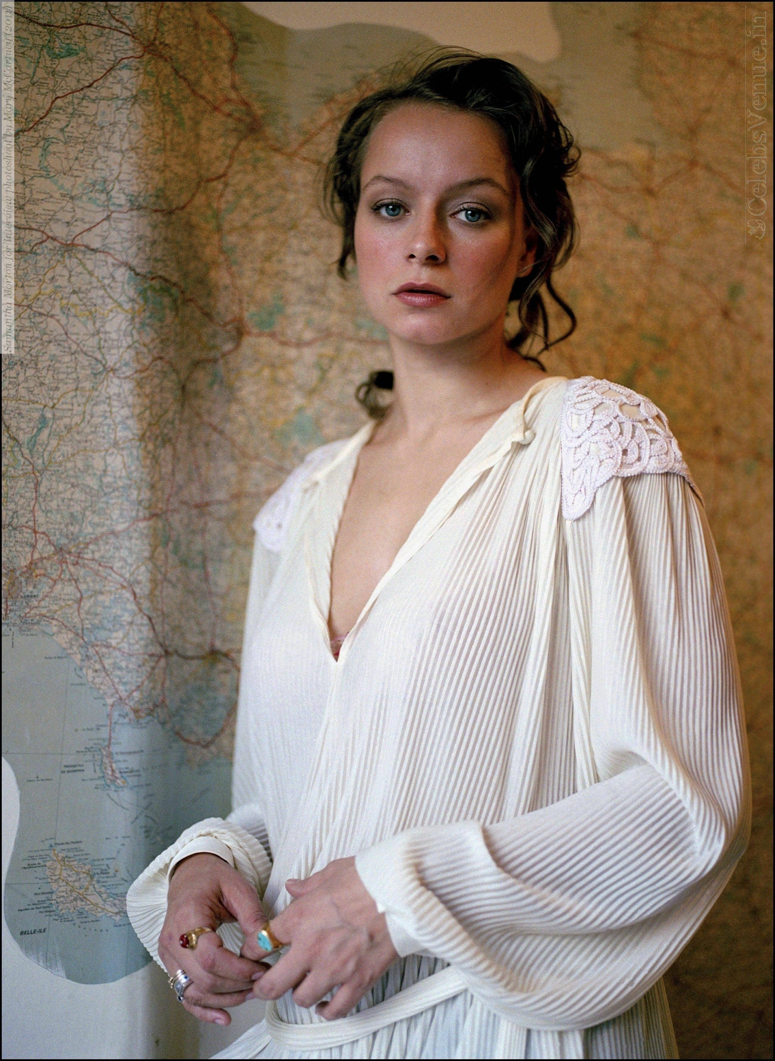 Samantha Morton For mobile