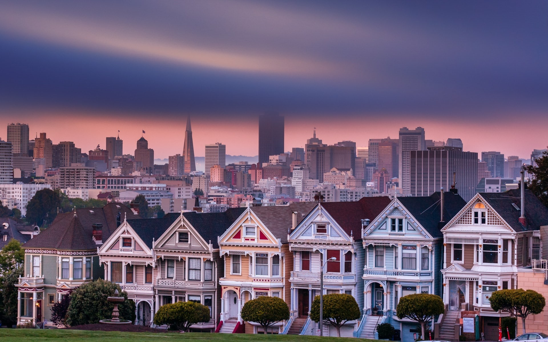 San Francisco Hd Wallpapers 7wallpapers Net