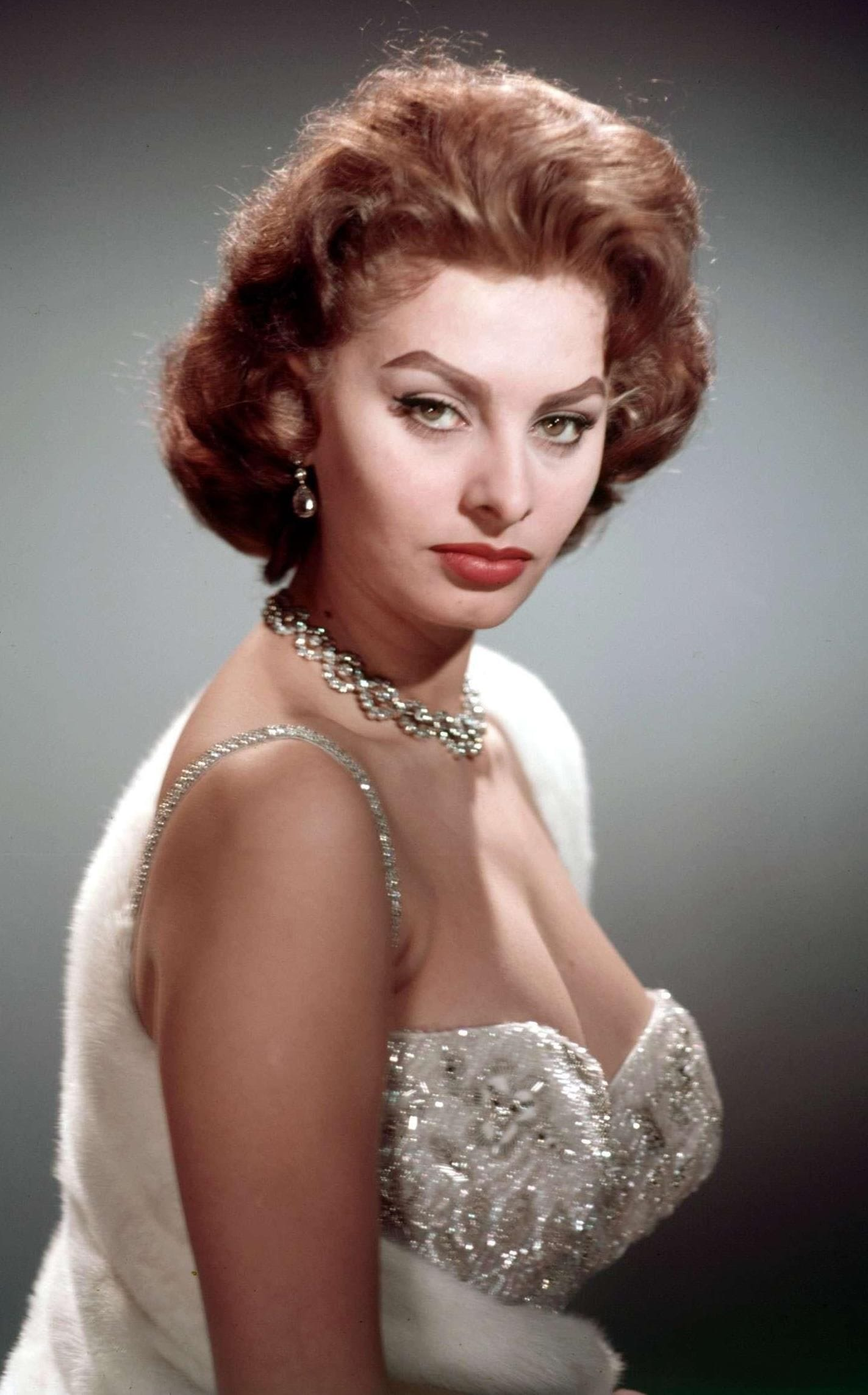 Sophia Loren For mobile