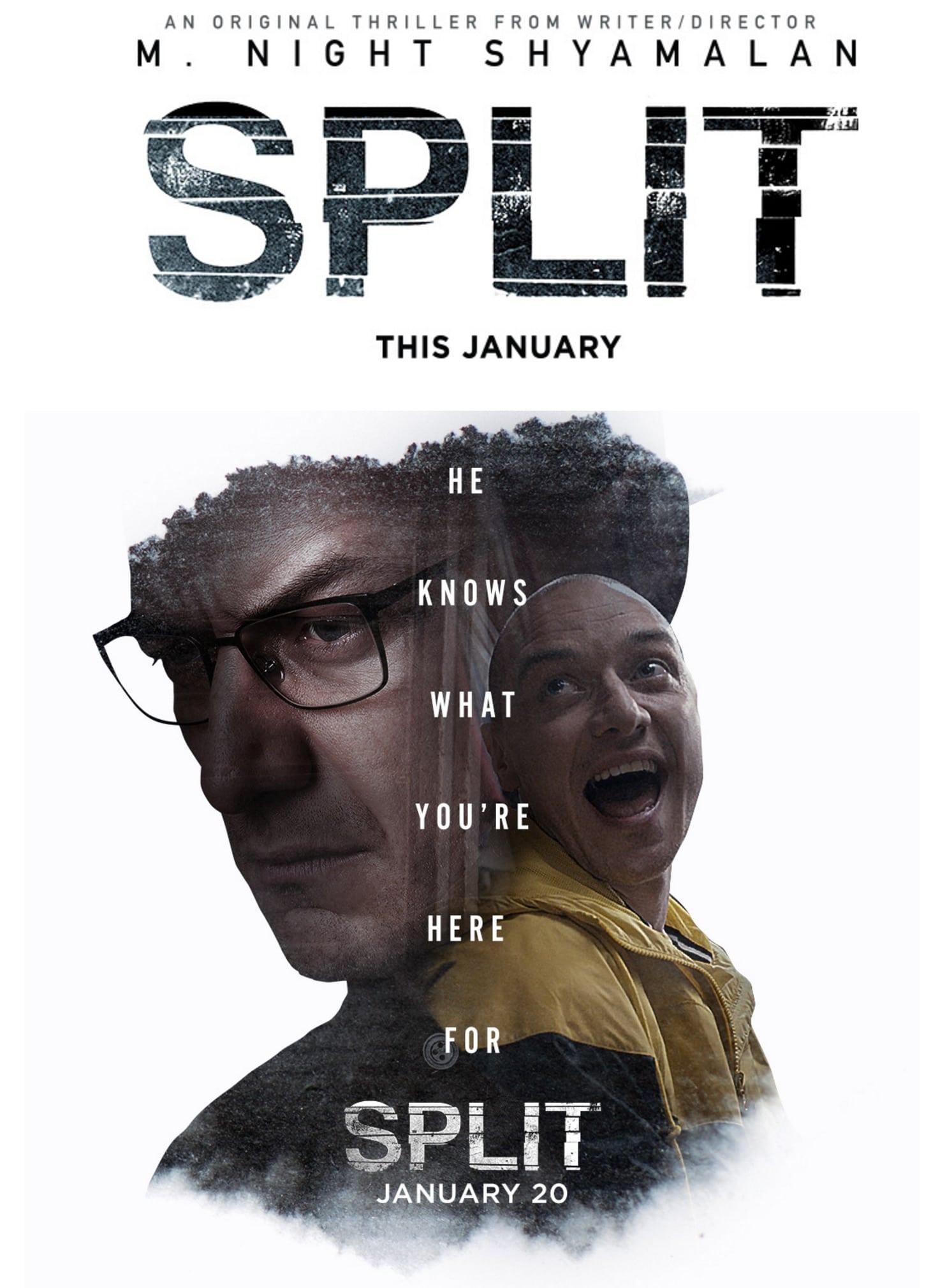 Split movie For mobile