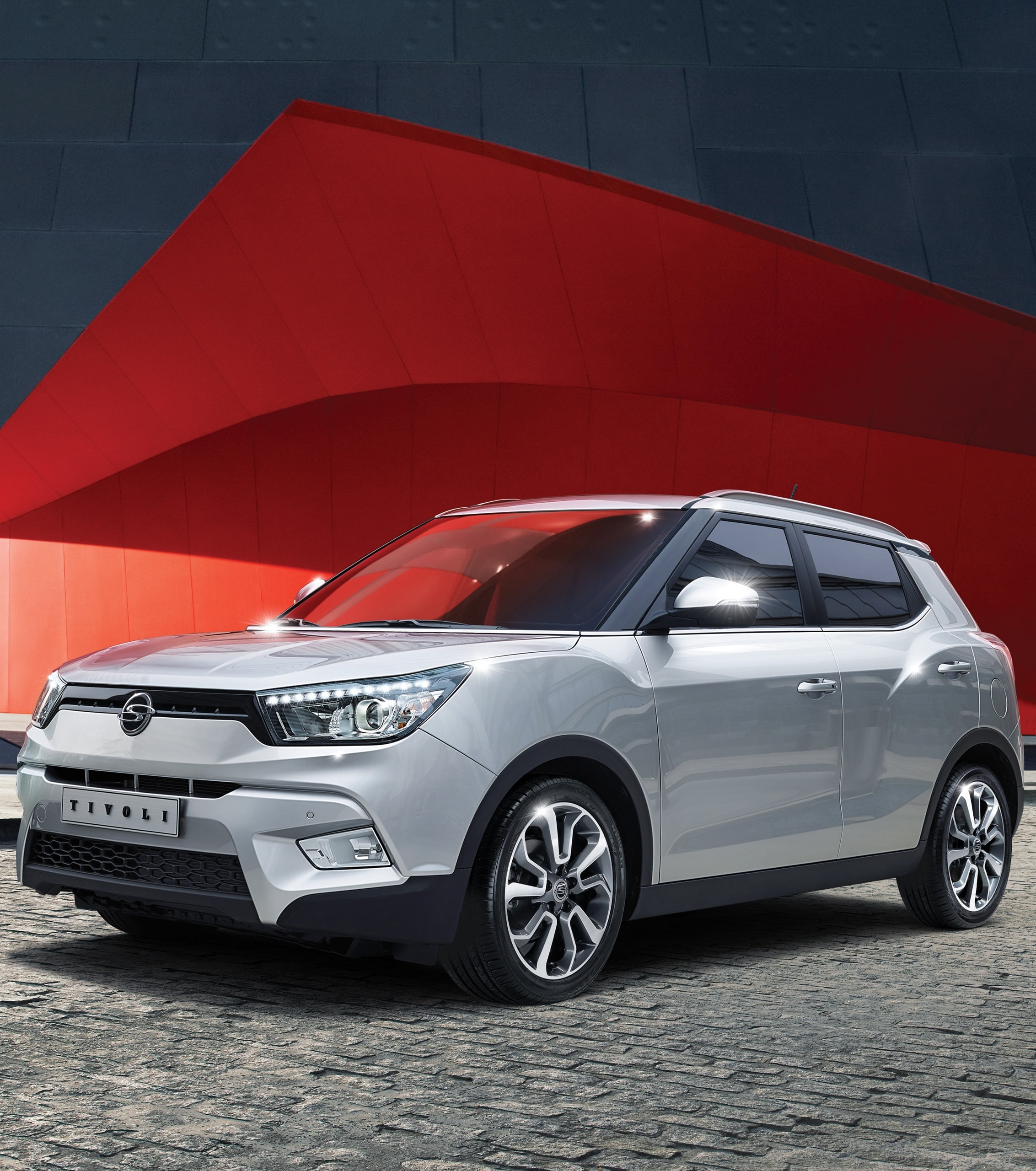 SsangYong Tivoli For mobile