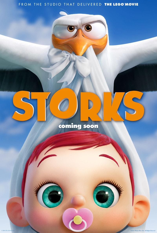 Storks For mobile