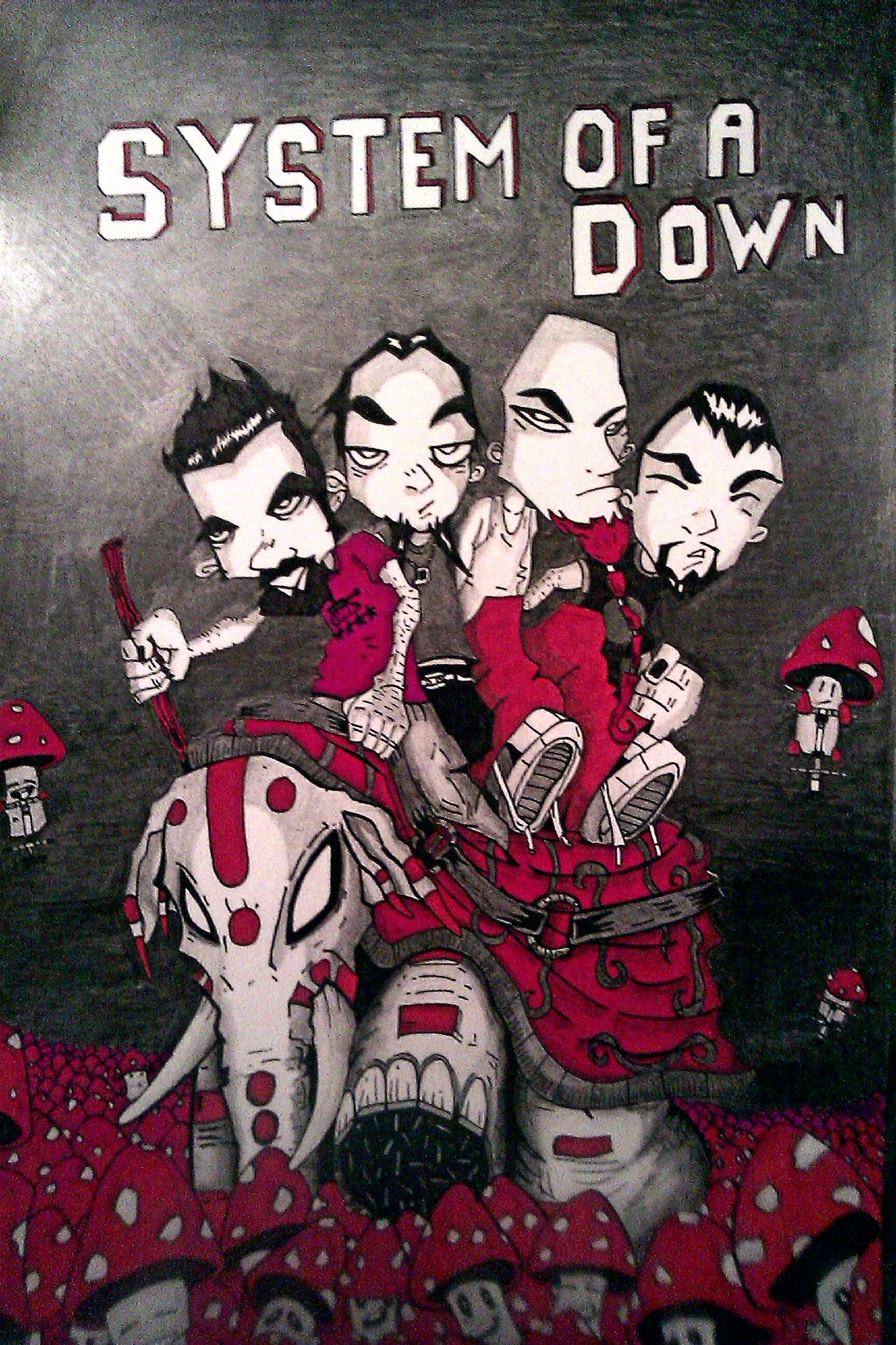 System of a Down For mobile