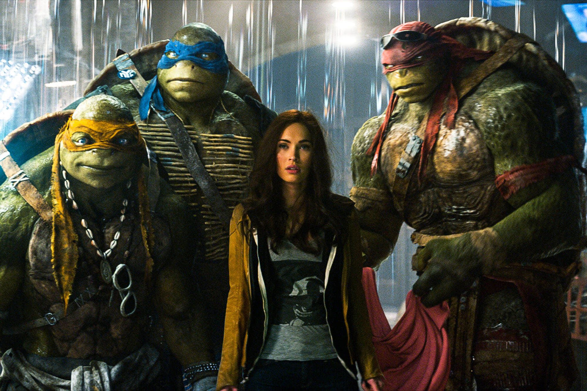 Teenage Mutant Ninja Turtles: Out of the Shadows Full hd wallpapers