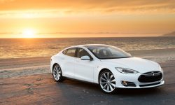 Tesla Model S For mobile