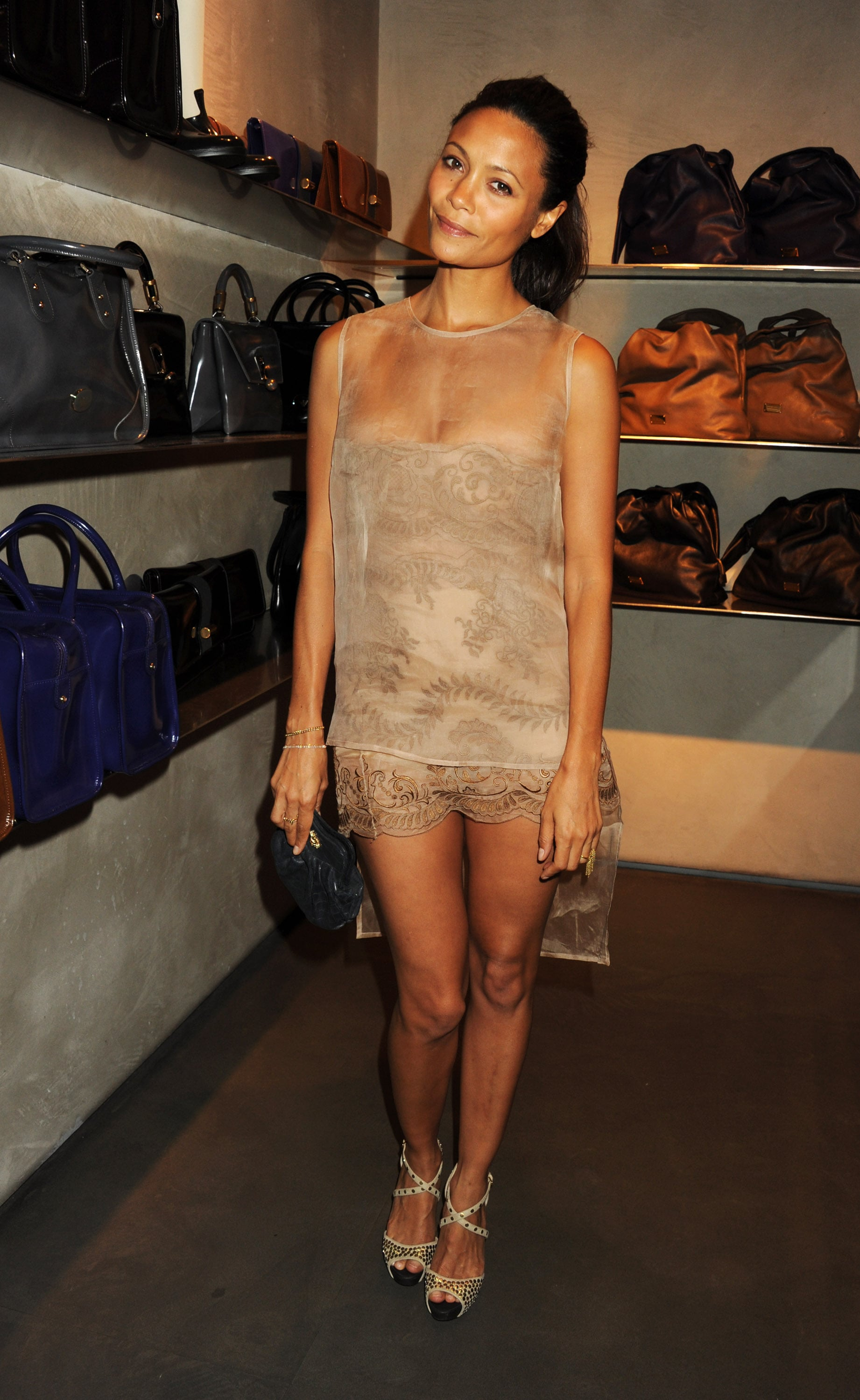 Thandie Newton For mobile