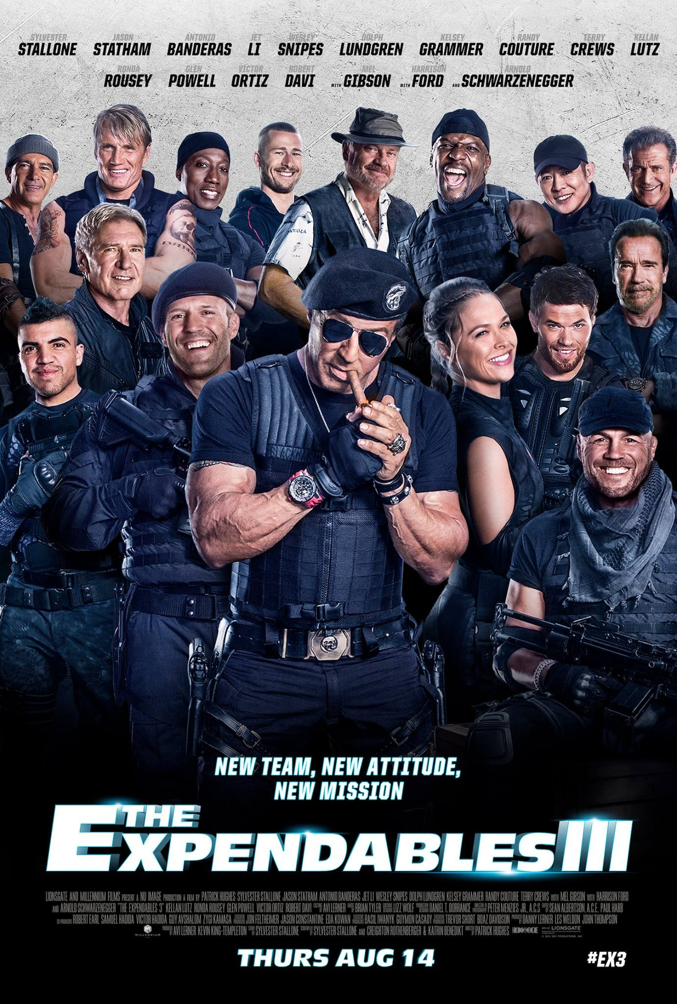The Expendables 3 For mobile