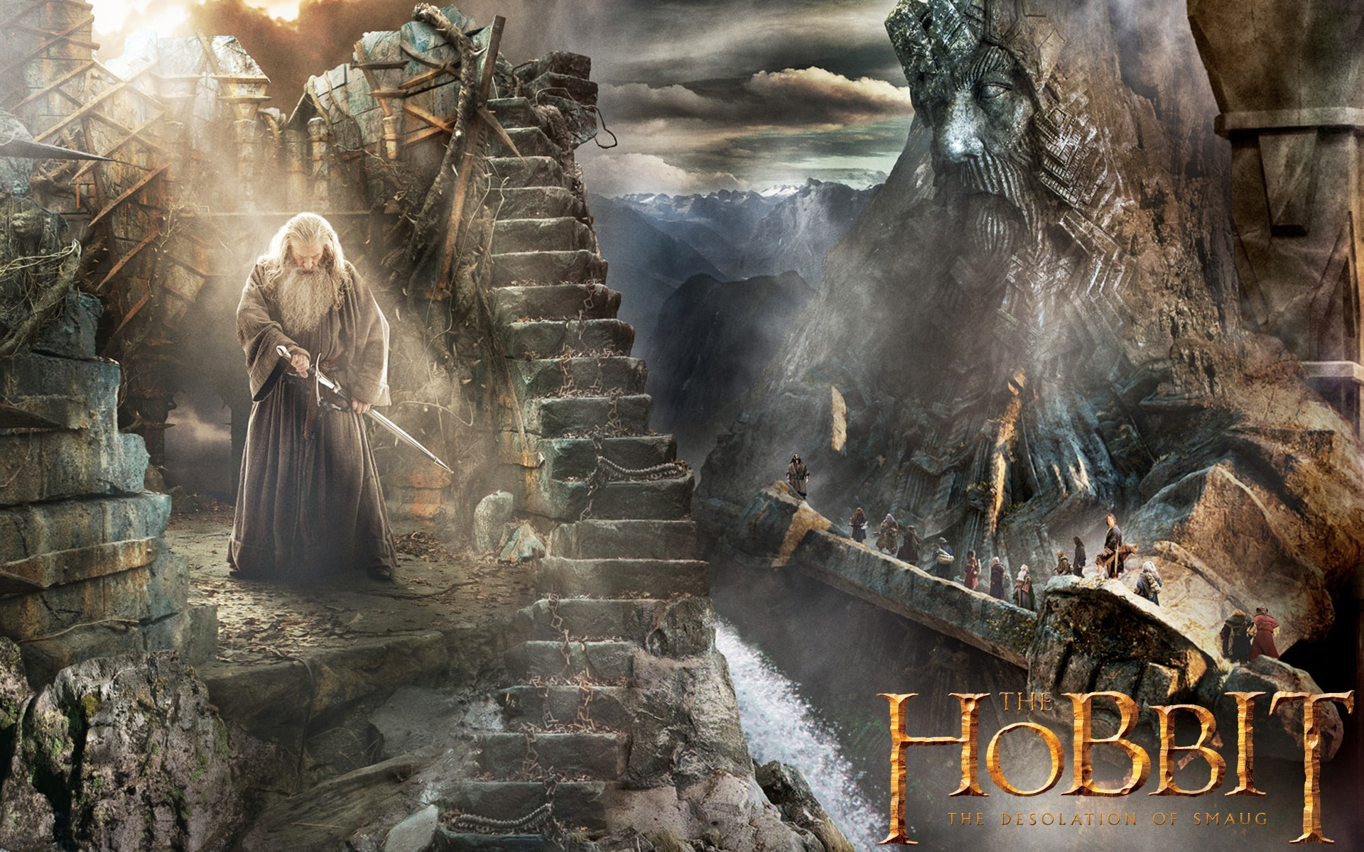 The Hobbit: The Desolation Of Smaug for mobile