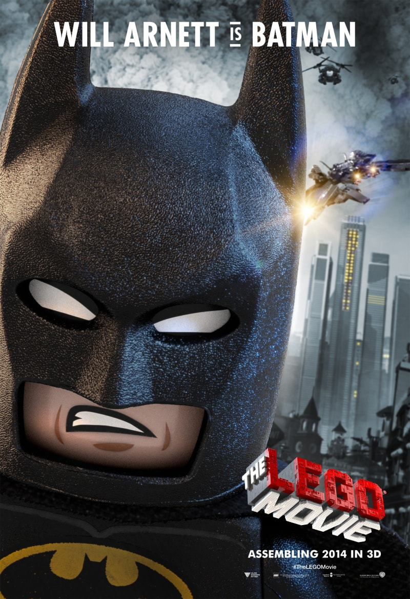 The Lego Batman Movie For mobile