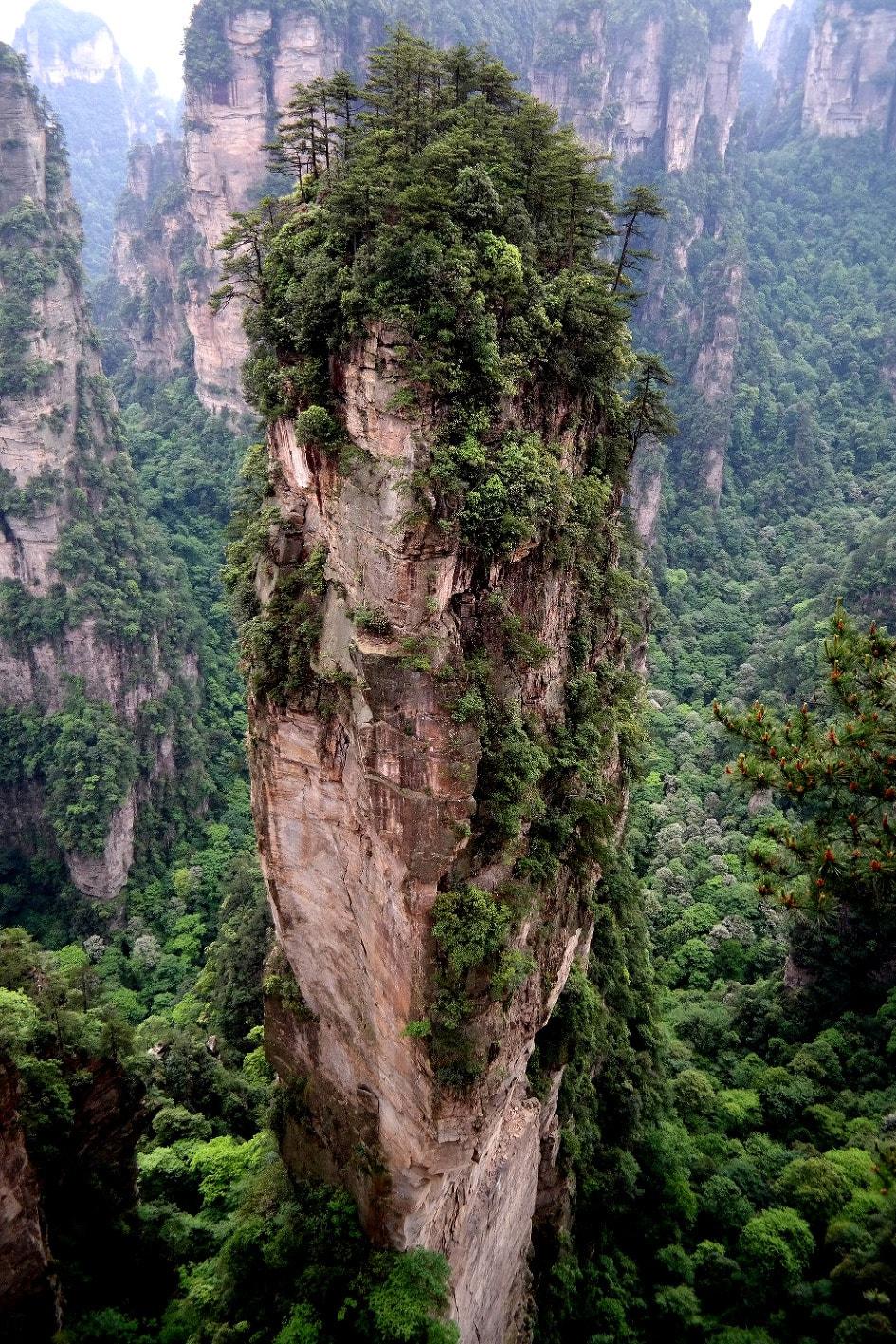 Tianzi Mountain For mobile