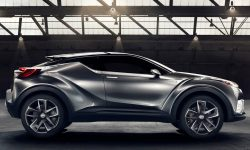 Toyota C-HR For mobile