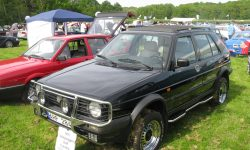 Volkswagen Golf Country Wide wallpapers