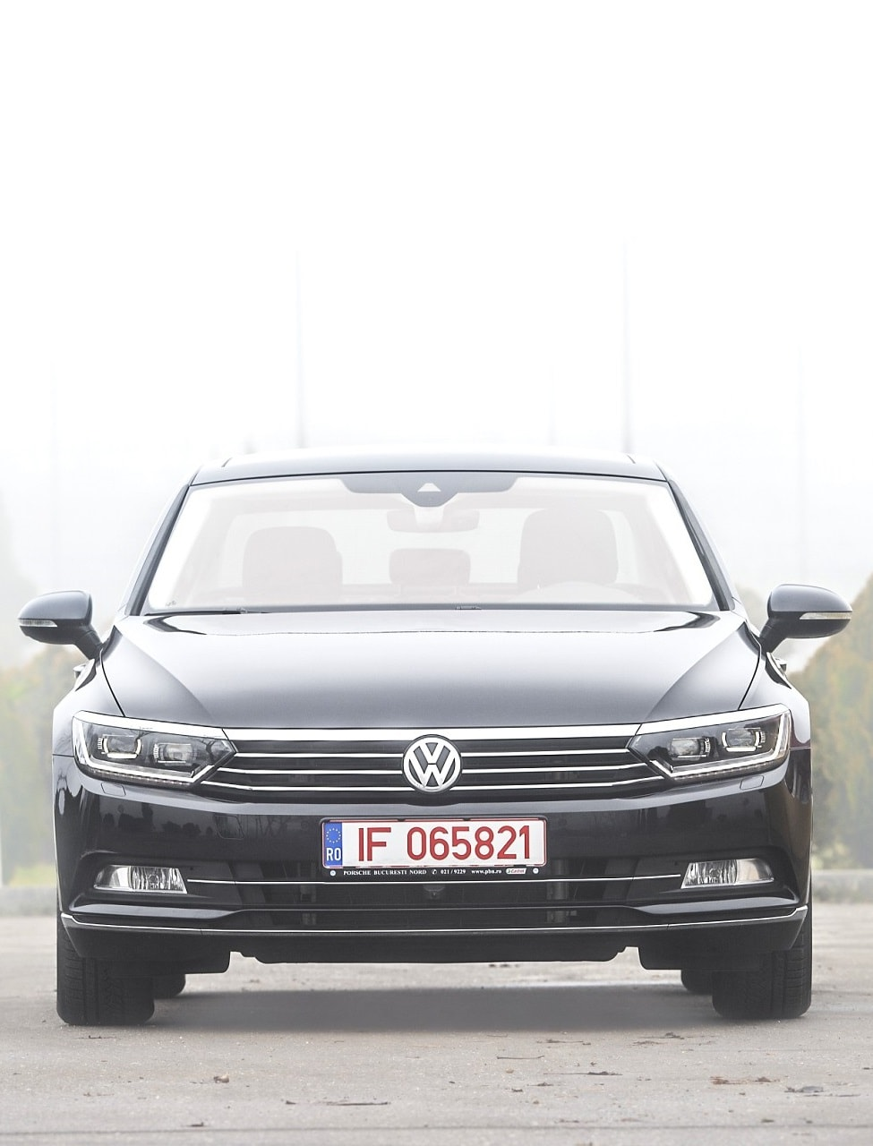 Volkswagen Passat B8 For mobile