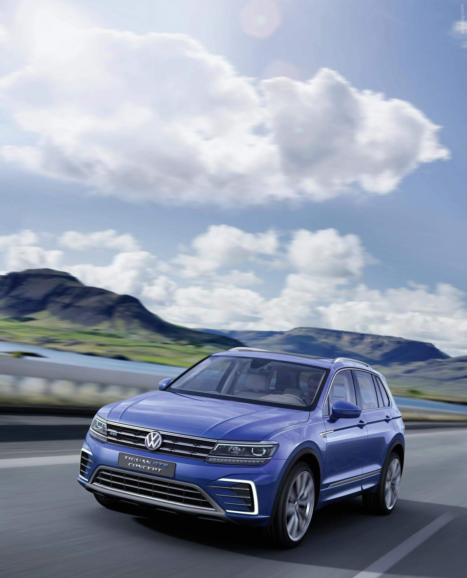 Volkswagen Tiguan 2 For mobile