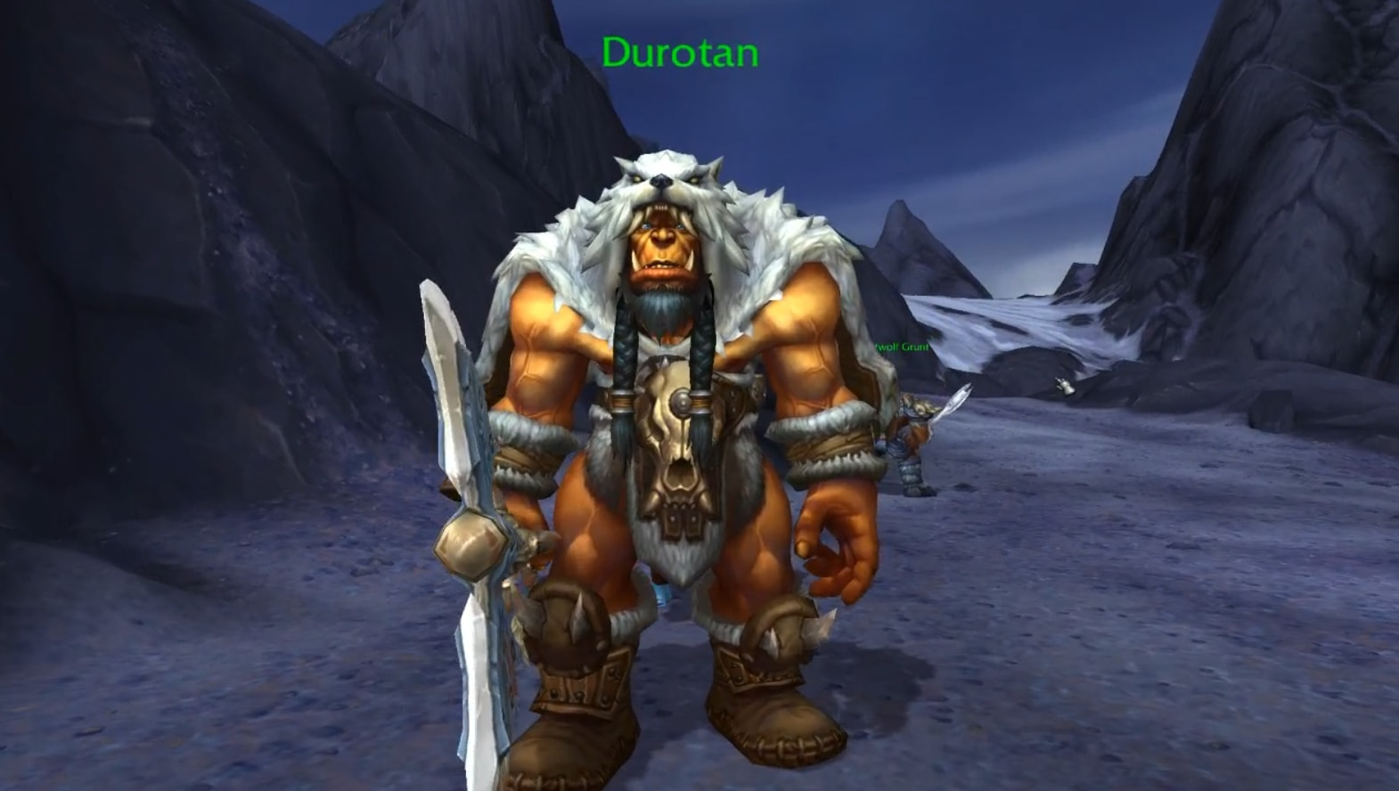 WOW: Durotan HD pictures