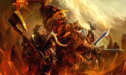 WOW: Garrosh Hellscream for mobile