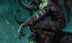 WOW: Illidan Stormrage for mobile
