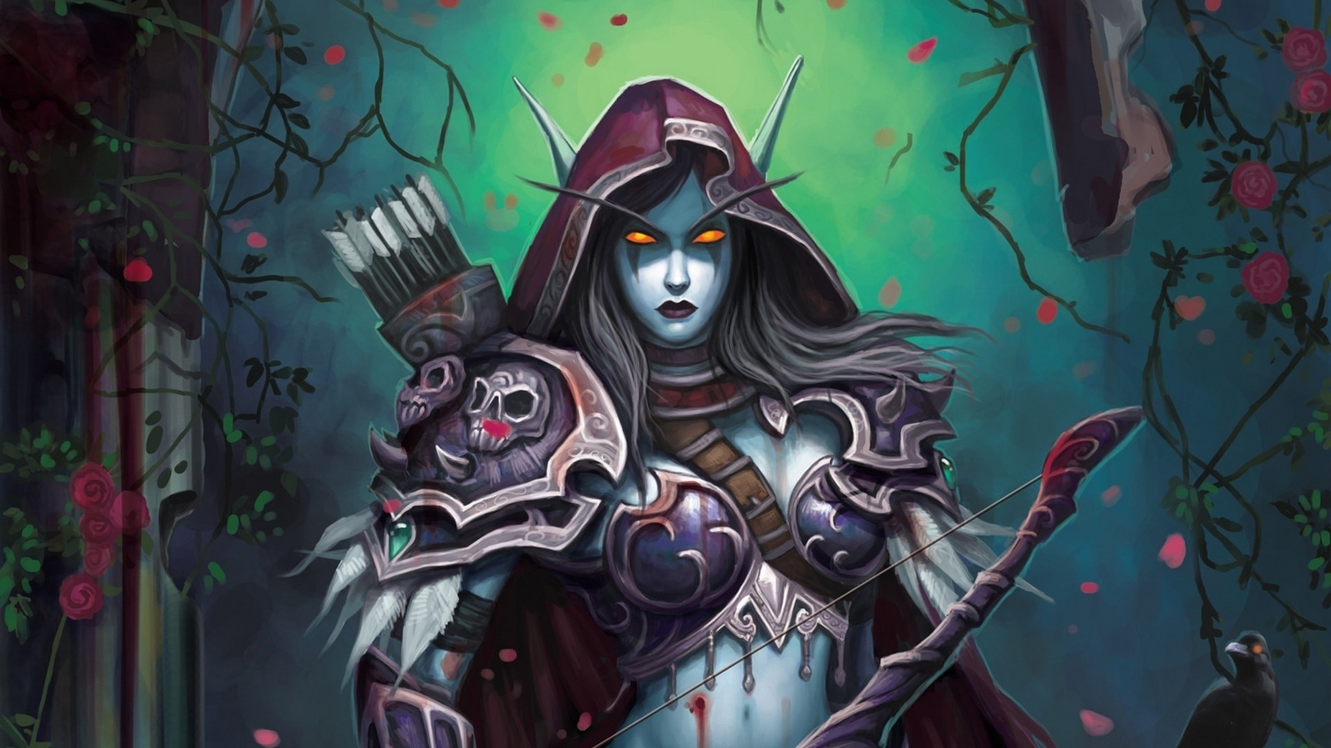 WOW: Sylvanas Windrunner for mobile