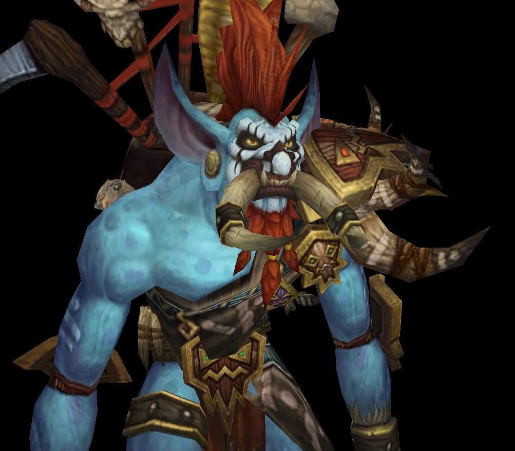 WOW: Vol'jin full hd wallpapers