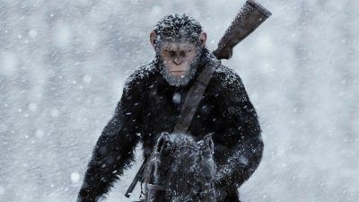 War for the Planet of the Apes Widescreen for desktop
