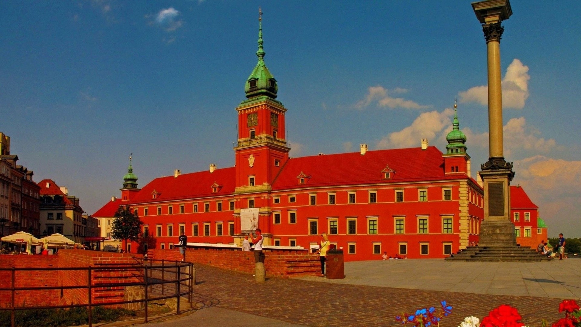 Warsaw widescreen for desktop