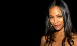 Zoe Saldana Widescreen for desktop