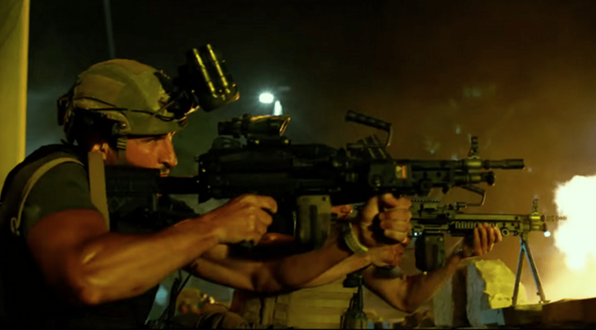 13 Hours: The Secret Soldiers of Benghazi desktop wallpaper