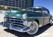 1950 Chrysler Town & Country Widescreen for desktop