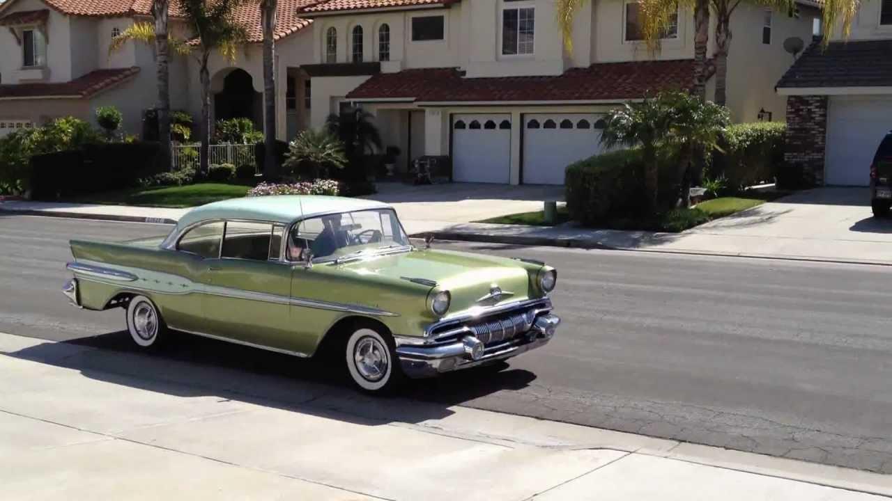 1957 Pontiac Star Chief Custom Bonneville Widescreen for desktop