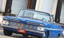 1959 Chevrolet El Camino Widescreen for desktop