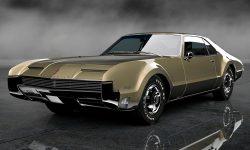 1966 Oldsmobile Toronado Widescreen for desktop