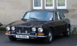 1968 Jaguar XJ6 Widescreen for desktop