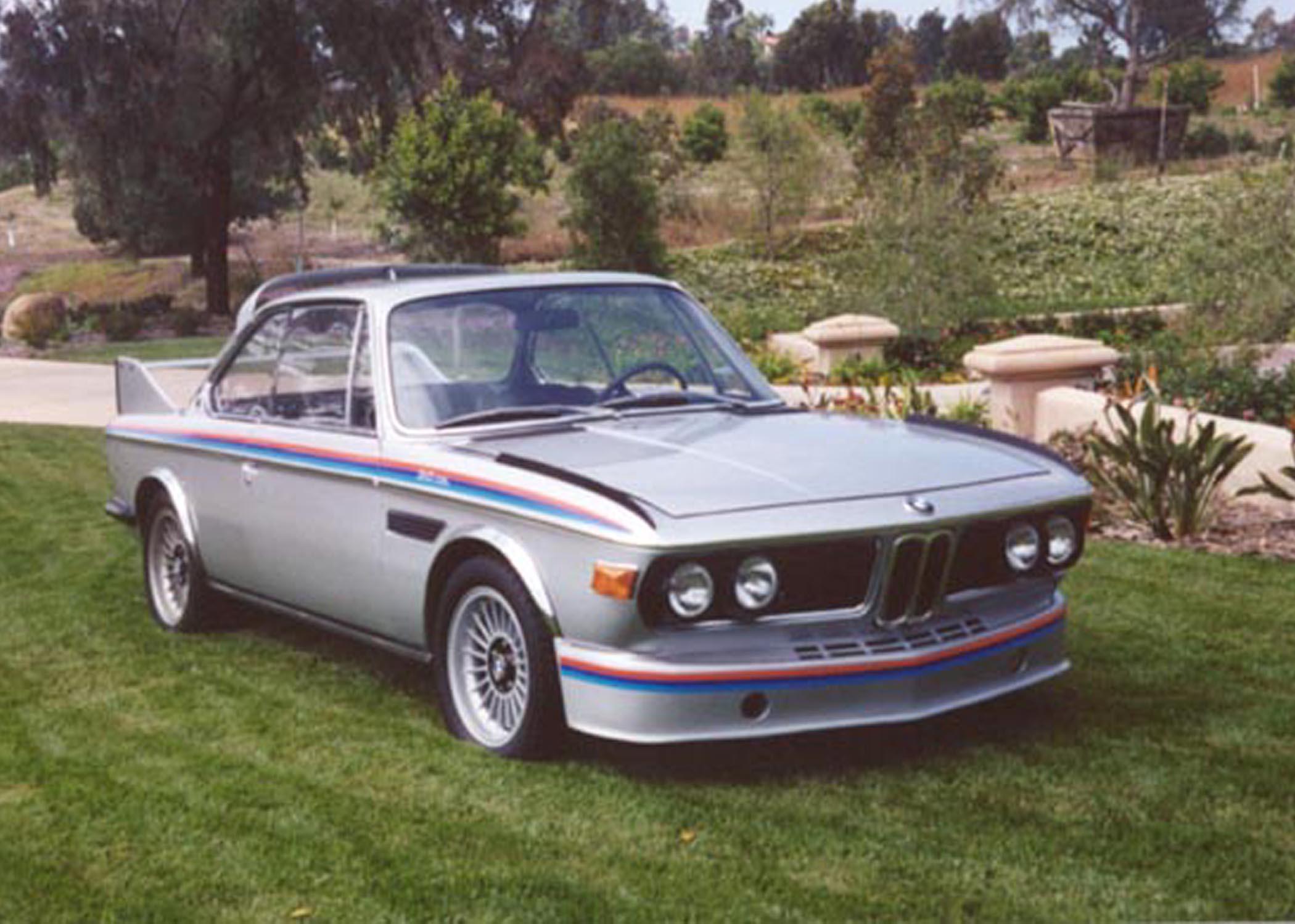 1973 BMW 3.0 CSi Widescreen for desktop