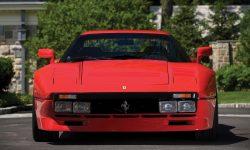 1984 Ferrari GTO Widescreen for desktop